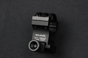 G&P 30mm ストレートドットサイトマウント WILCOX刻印入り