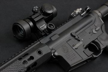 G&P 30mm ストレートドットサイトマウント WILCOX刻印入