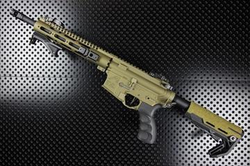 【M4 Gun's フォト】FCC AERO Precision カスタム