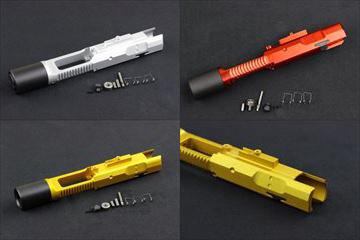 Guns Modify 東京マルイM4MWSシリーズ用 ゼロボルトキャリア