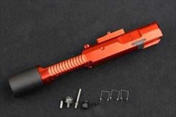 Guns Modify 東京マルイM4MWSシリーズ用 ゼロボルトキャリア RED