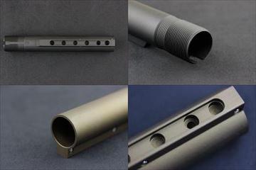 HAO HK416A5スタイル OTB ストックパイプ トレポン用