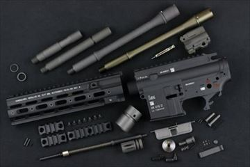 HAO HK416 MUR SMR V2 コンバージョンキット BK