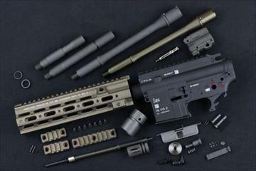 HAO HK416 MUR SMR V2 コンバージョンキット TAN