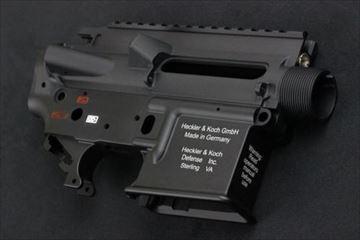 HAO HK416 SMR V2 コンバージョンキット レシーバー刻印