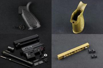 HAO HK V7タイプトレポン用グリップ新入荷!その他HK416V2コンバージョンキットなど再入荷しました!