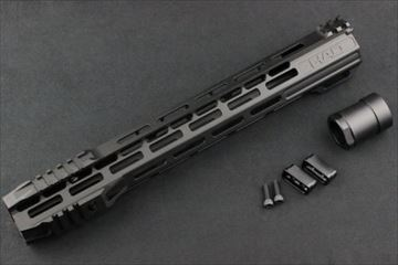 HAO HLR(HAOS LIGHT RAIL) 13.7インチ M-LOK ハンドガード