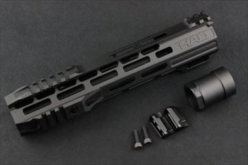 HAO HLR(HAOS LIGHT RAIL) 9.7インチ M-LOK ハンドガード