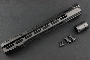 HAO HLR(HAO LIGHT RAIL) 13.7インチ M-LOK ハンドガード