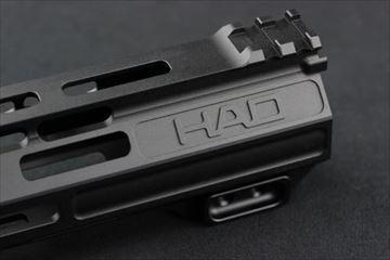 HAO HLR HAO LIGHT RAIL 9.7インチ M-LOKハンドガード