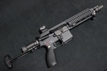 WE HK416C