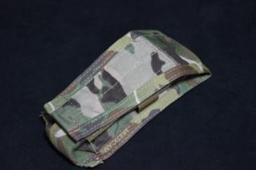 CPスタイル M4ポーチ マルチカム