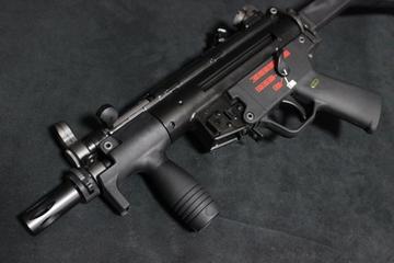 WE MP5ガスブロ