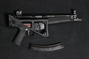 MP5ガスブロ