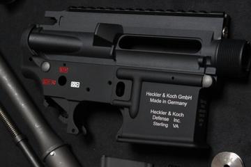 完成品 トレポン HK416