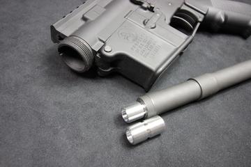 M4MWSアウターバレル