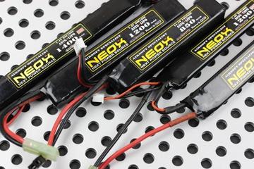 LIPO(リポ)バッテリー
