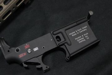トレポン レシーバー HK416D