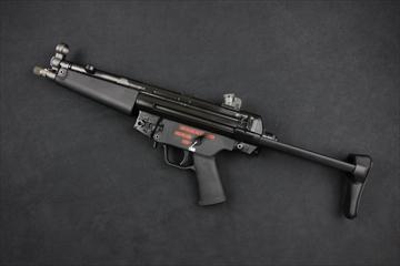 WE MP5A3 ガスブロ本体