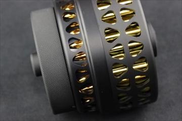 IRONAIRSOFT X-15スタイル 1000連 電動ドラムマガジン