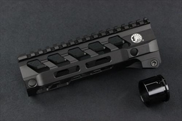 IRON AIRSOFT FORTIS×BAD Switch556 M-LOK 6.7インチ