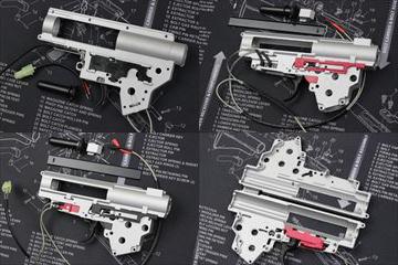 J-Armament製 メカボックス各種