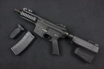 KING ARMS M4 RIS Type 3 電動ガン