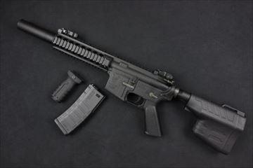KING ARMS M4 TWS Type 2 BK Ultra Grade II