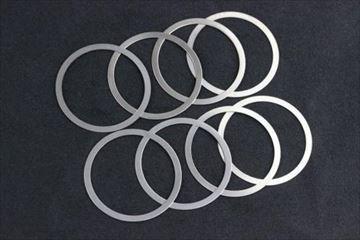 LAYLAX バレルナット調整用シムリング 0.1mm