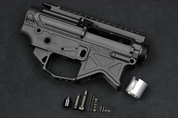 M4A1 MWS ガスブロ用 BAD556 レシーバセット アイアンエアソフト製