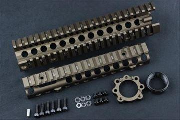 MADBULL ダニエルディフェンス MK18RIS II 9.5inch FDE