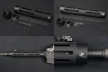 MADBULL JP-Rifle  ハンドガード BK