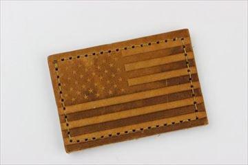 MAGPUL American Flag パッチ スタンダード Light Brown