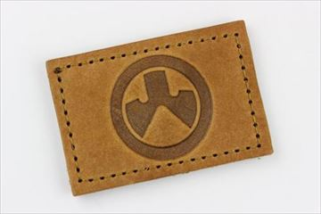 MAGPUL Icon Logo パッチ Light Brown