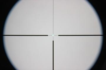 OPTICS タクティカルショートスコープ1.25-4倍 30口径_レティクルGREEN