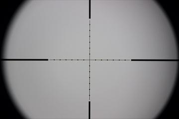 OPTICS タクティカルショートスコープ 1-4×28 reticle