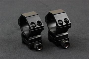 OPTICS 20mmスコープマウント