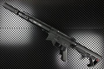 OUTLINE 【M4 Gun's フォト】BAD556 HLR カスタム