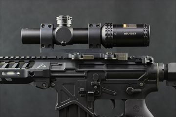 OUTLINE 実物 Bushnell AR OPTICS 1-4x 24mm