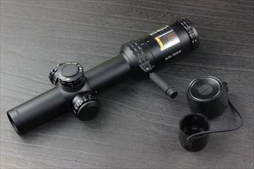 OUTLINE 実物 Bushnell AR OPTICS 1-4x 24mm Throw Down PCL
