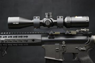 OUTLINE 実物 Bushnell AR OPTICS 3-12x 40mm