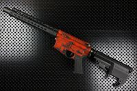 【OUTLINE】M4 Gun's Photo - AERO Precision カスタム -
