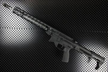 OUTLINE BATTLE ARMS BAD556 東京マルイMWS ガスブロ ORGAコンプリート