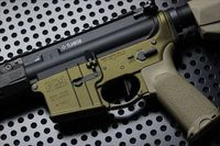 【OUTLINE】M4 Gun's Photo - MWS ★BCM BPRE M4 コンプリート