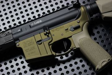 OUTLINE GunsPhoto MWS ★BCM BPRE M4  コンプリート