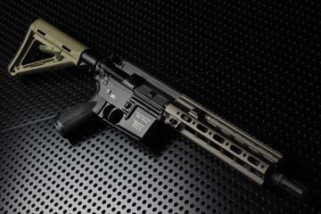 OUTLINE HAO HK416 SMR ORGAトレポンコンプリート