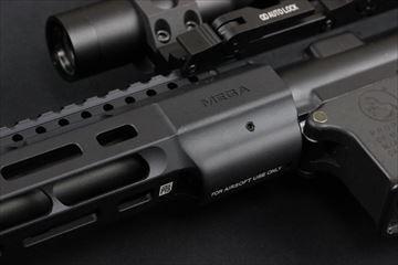 OUTLINE MEGA Arms ウェッジロック Rail 12inch BK