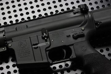 OUTLINE MWS M4ピストルカスタム GunsPhoto