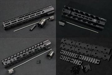 PTS製ハンドガード MEGA ARMS ウェッジロック、CMR12.5インチ他、入荷しました!