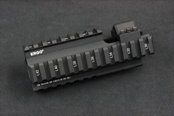 PTS ERGO M4 エクステンションレールハンドガード